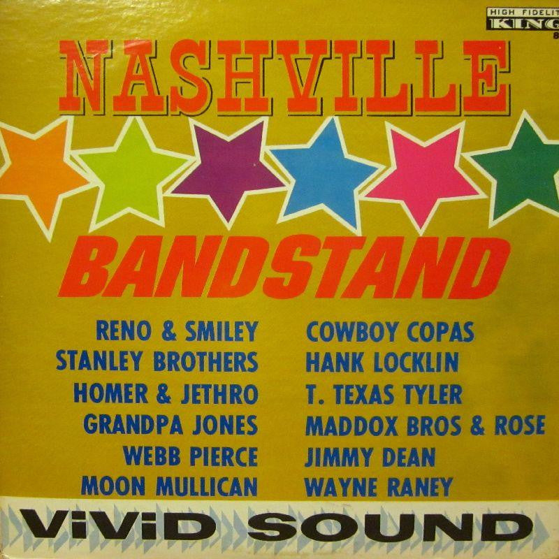 Various Country-Nashville Bandstand -King-Vinyl LP