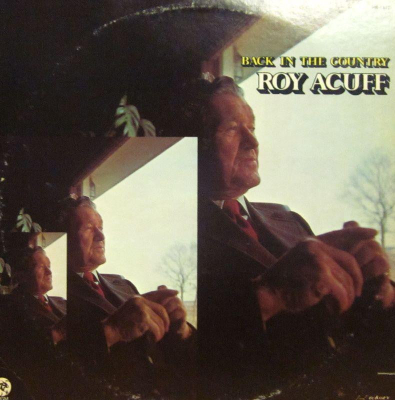 Roy Acuff-Back In The Country-Hickory-Vinyl LP