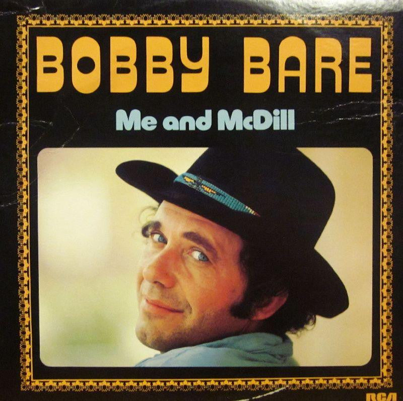 Bobby Bare-Me And McDill-RCA-Vinyl LP