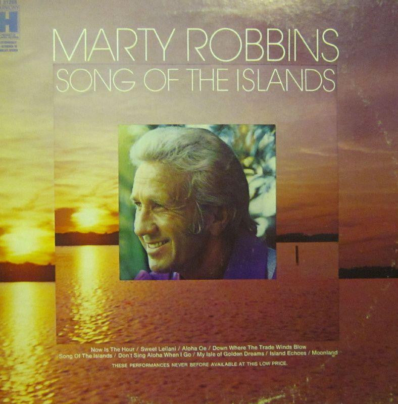 Marty Robbins-Song Of The Islands-Harmony-Vinyl LP