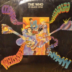 The Who-A Quick One-Reaction-Vinyl LP