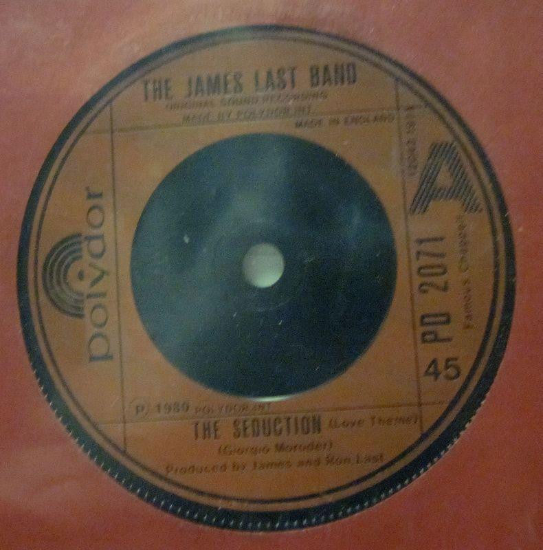"The James Last Band-The Seduction-Polydor-7"" Vinyl"