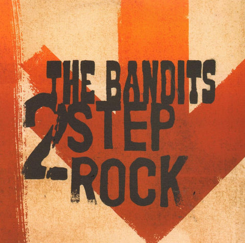 "The Bandits-2 Step Rock-B-Unique-7"" Vinyl P/S"