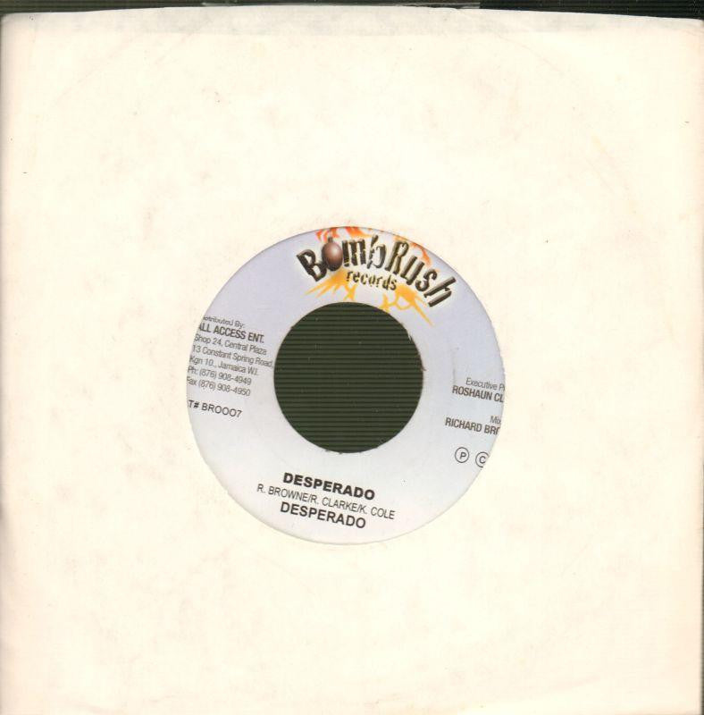 "Delly-Miss Call Too Often-Bombrush-7"" Vinyl"
