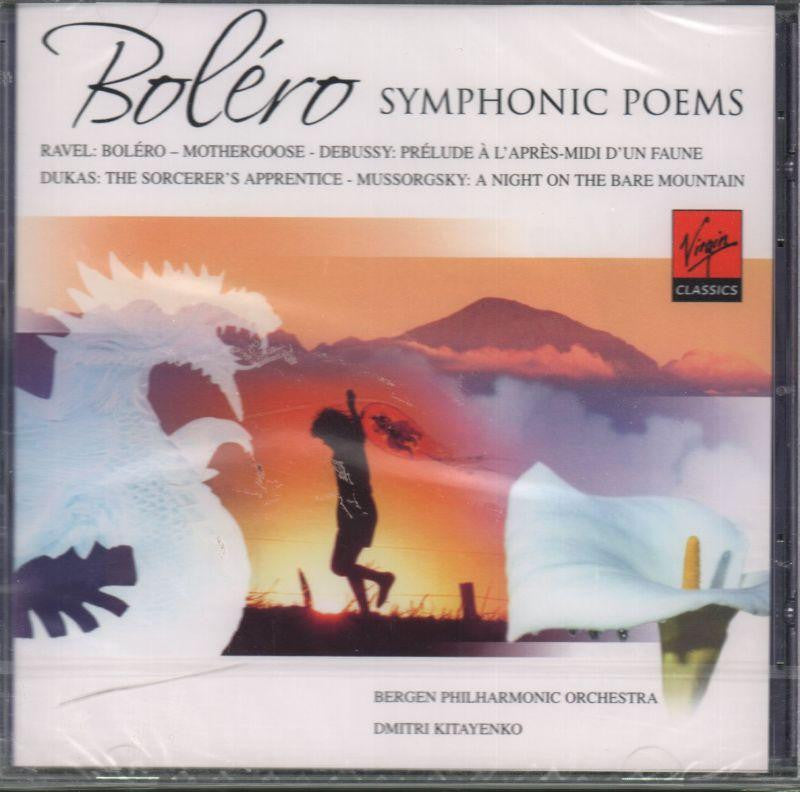 Various Classical-Symphonic Poems (Kitayenko)-CD Album