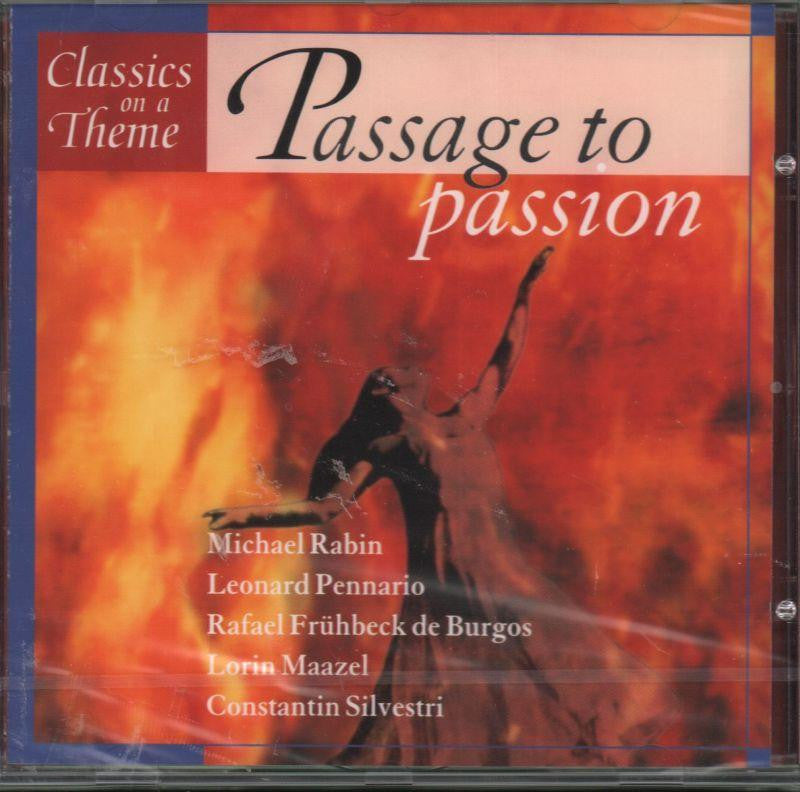 Various Classical-Passage To Passion-CD Album