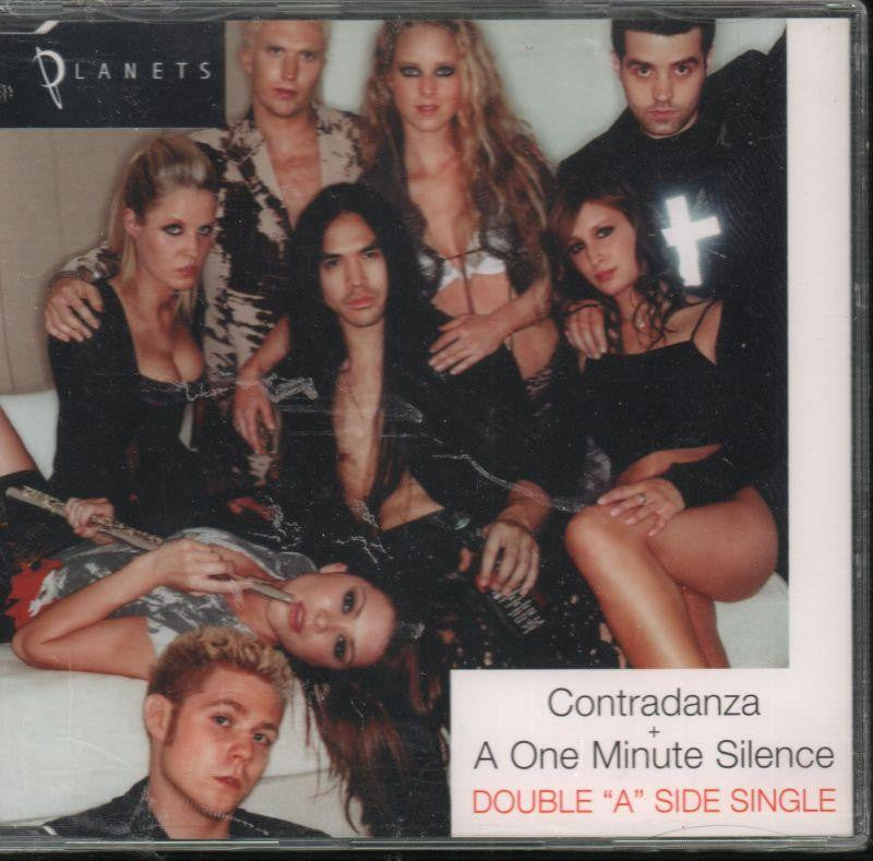 Planets-Contradanza-CD Single