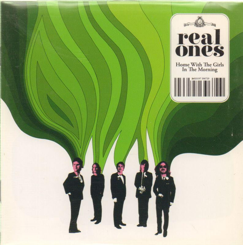 Real Ones-Home With The Girls-CD Album