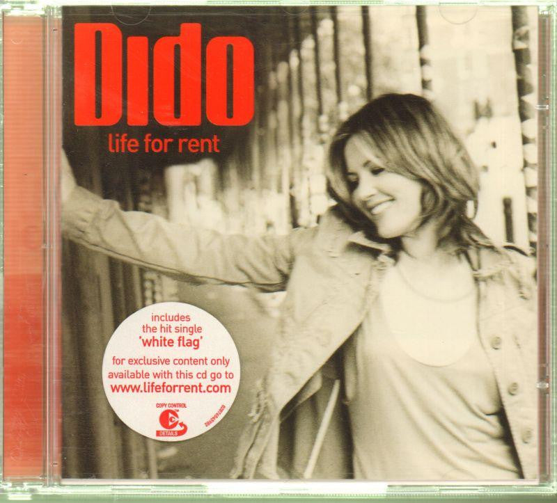 Dido-Life For Rent-CD Album