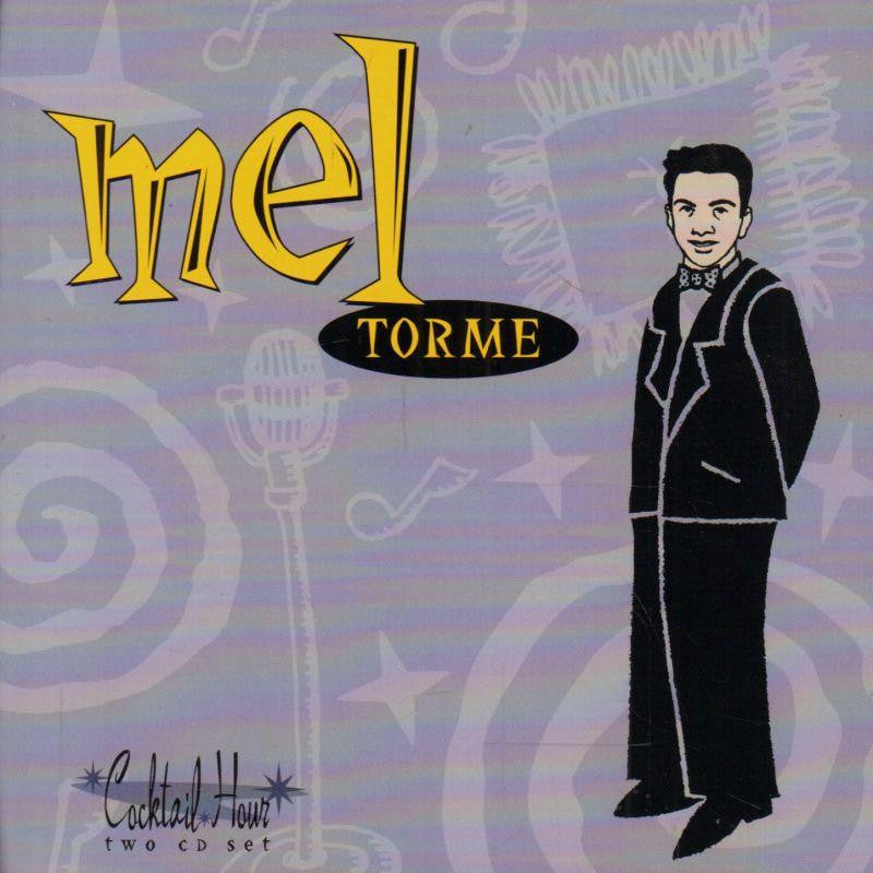 Mel Torme-Cocktail Hour-2CD Album