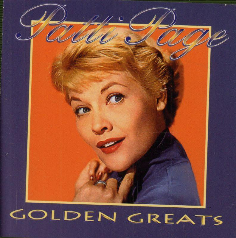 Patti Page-Golden Greats-CD Album