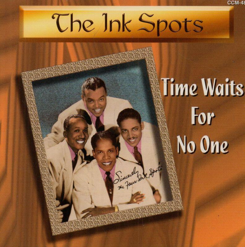 The Ink Spots-Time Waits For No-One-CD Album