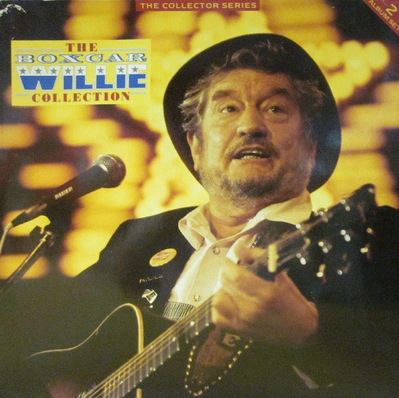 "Boxcar Willie-The Boxcar Collection-The Collecter Series-2x12"" Vinyl LP Gatefold"