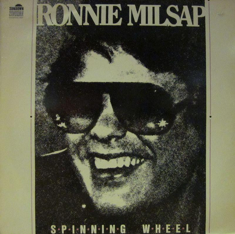 Ronnie Milsap-Spinning Wheel-Sundown-Vinyl LP