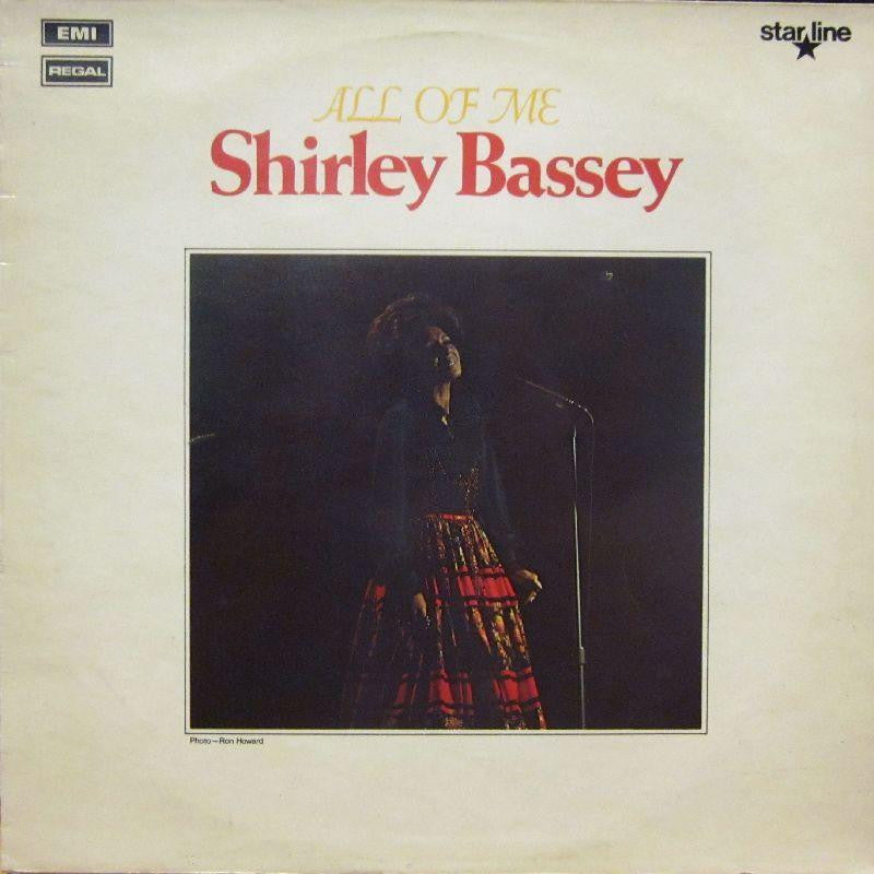 Shirley Bassey-All Of Me-Starline-Vinyl LP