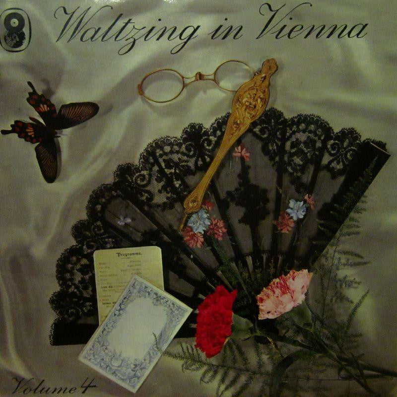 Waltzing In Vienna-Volume 4-World Record Club-Vinyl LP
