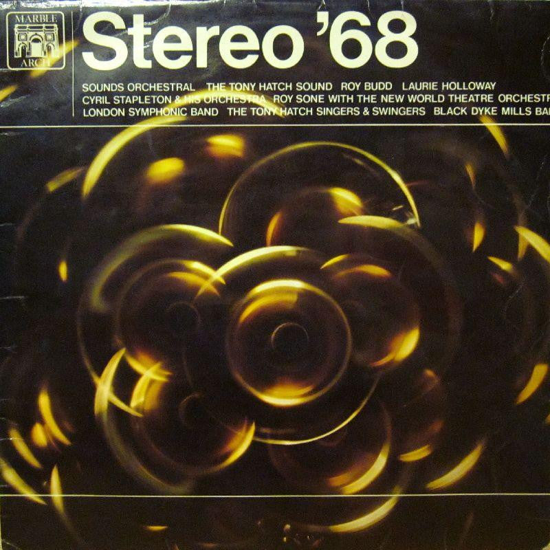 Various Classical-Stereo 68-Marble Arch-Vinyl LP