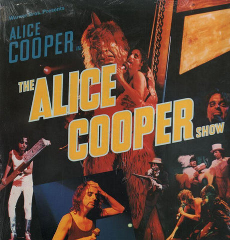Alice Cooper-The Alice Cooper Show-Warner-Vinyl LP