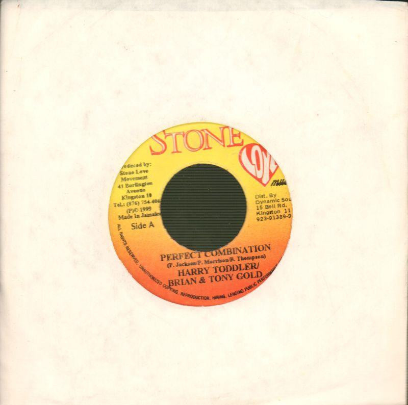 "Harry Toddler-Perfect Cpombination-Stone Love-7"" Vinyl"