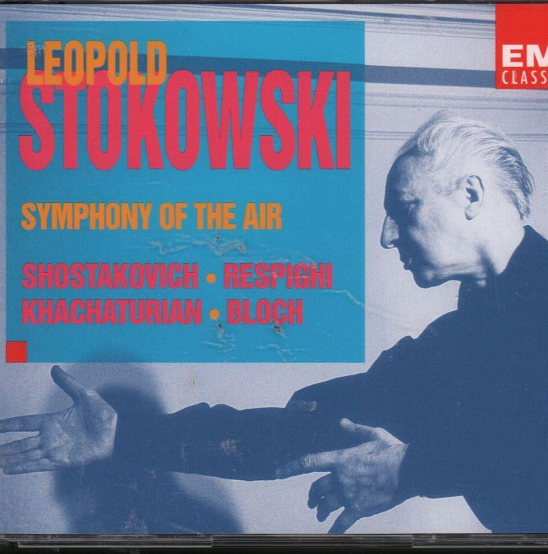 Leopold Stokowski-The Symphony Of The Air-CD Album