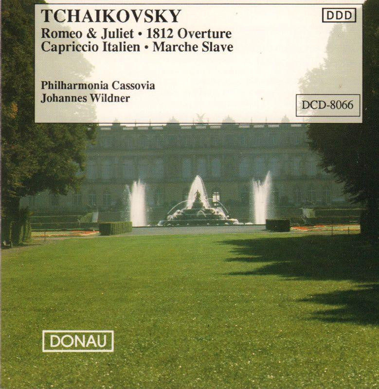 Tchaikovsky-Romeo And Juliet 1812 Overture-CD Single