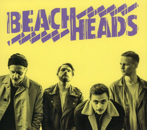 Beachheads-Beachheads-Fysisk-CD Album