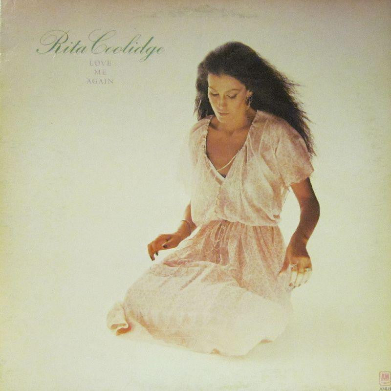 Rita Coolidge-Love Me Again-A & M-Vinyl LP Gatefold