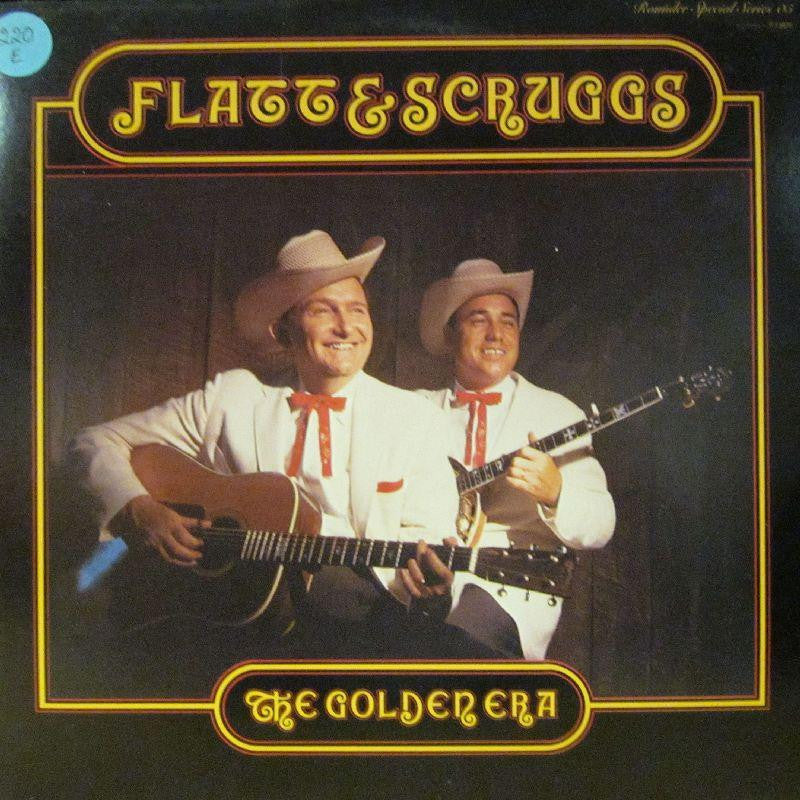 Flatt & Scruggs-The Golden Era-Rounder Records-Vinyl LP