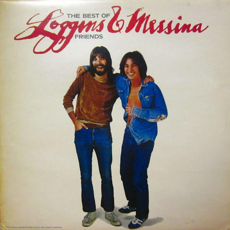 Loggins & Messina-The Best Of Friends-CBS-Vinyl LP