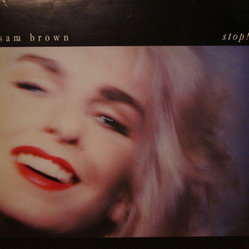 Sam Brown-Stop-A & M-Vinyl LP