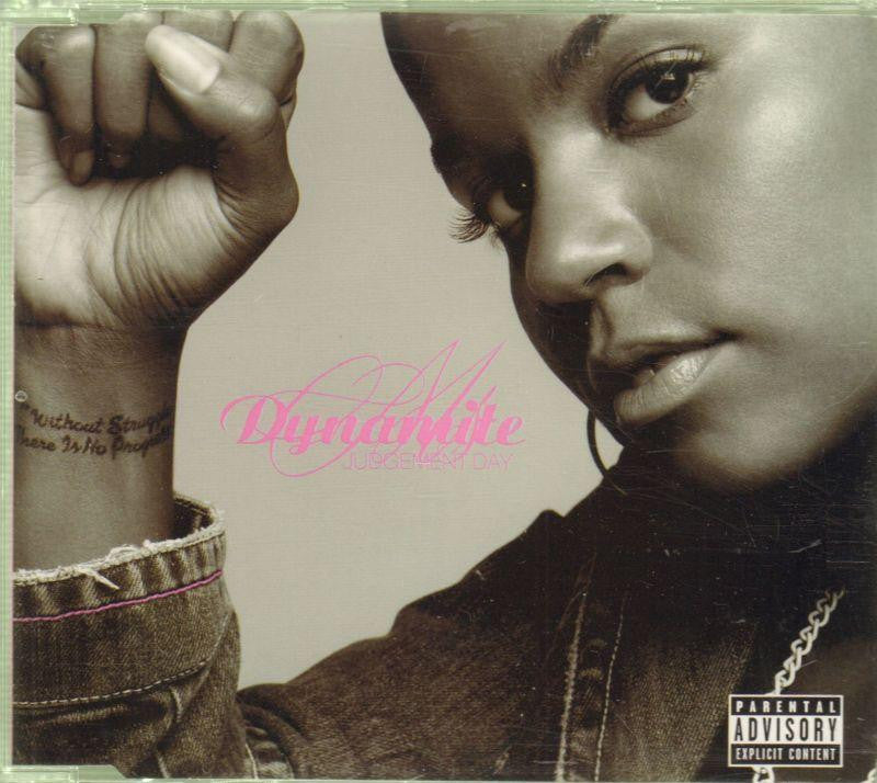 Ms Dynamite-Dynamite-CD Single