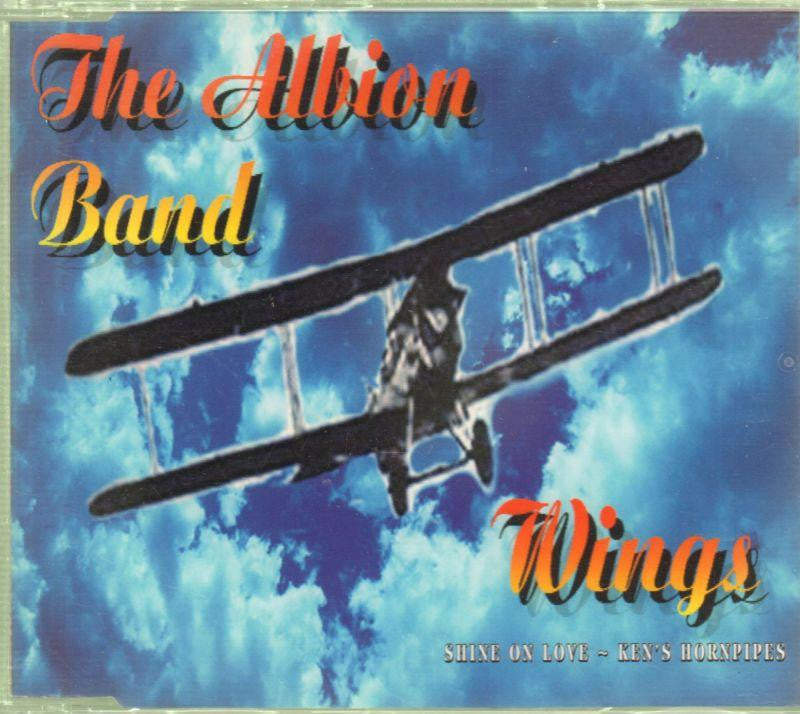 The Albion Band-Wings-CD Single