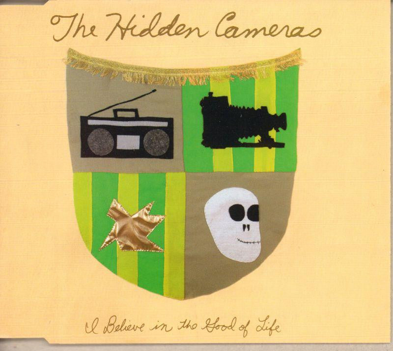 The Hidden Cameras-I Believe In The Hood Of life-CD Single