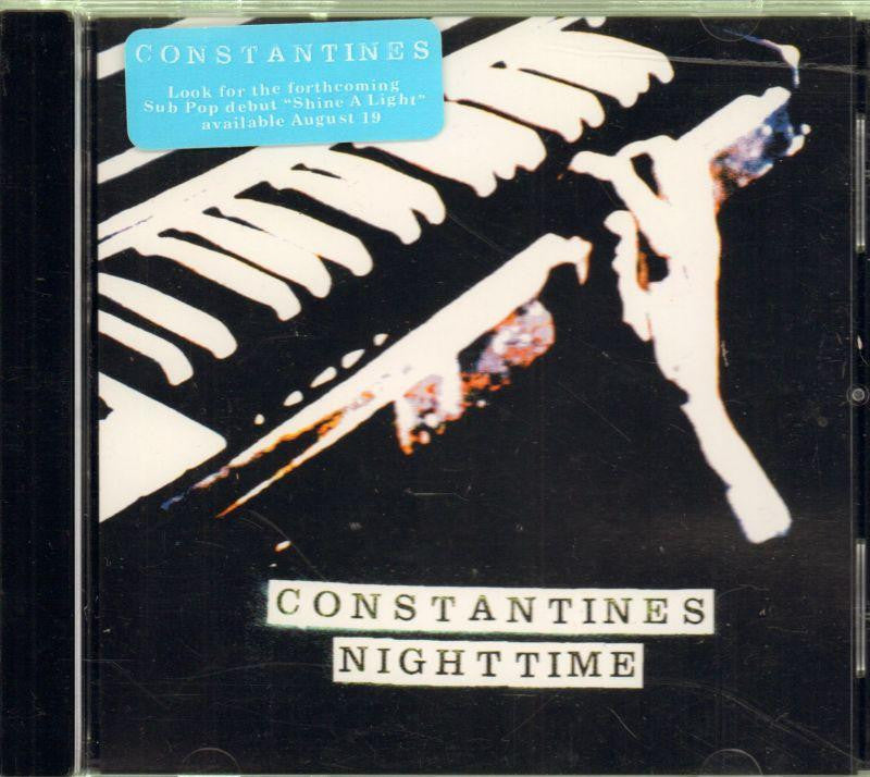 Constantines-Nighttime-CD Album