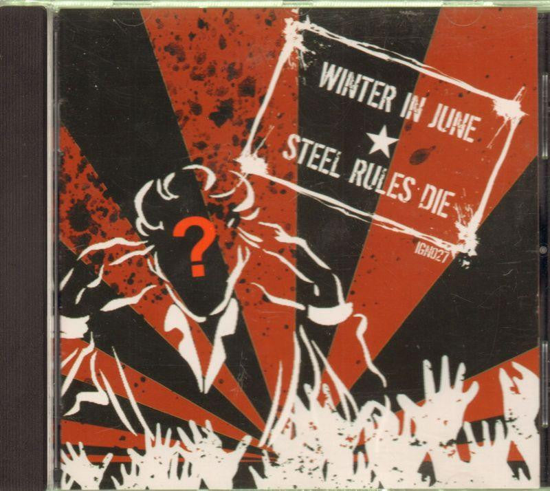 Steel Rules Die-Winter In June-CD Single
