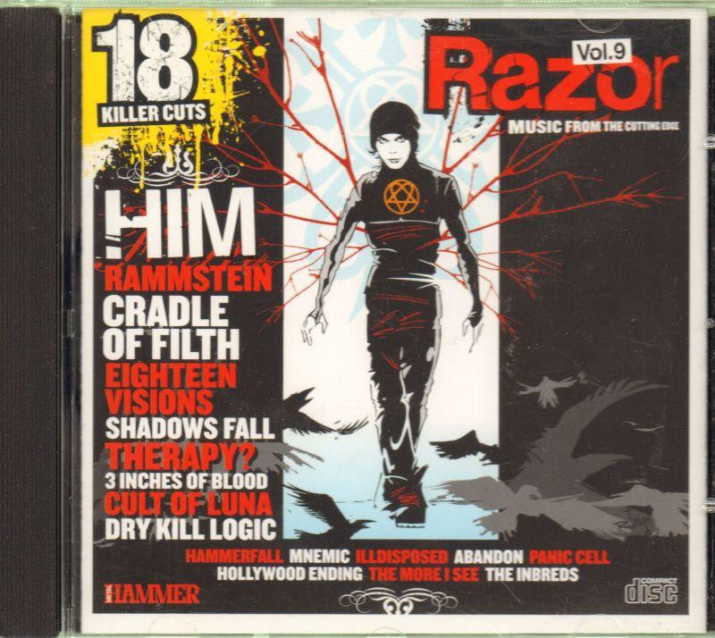 Various Rock-Razor Vol.9-CD Album