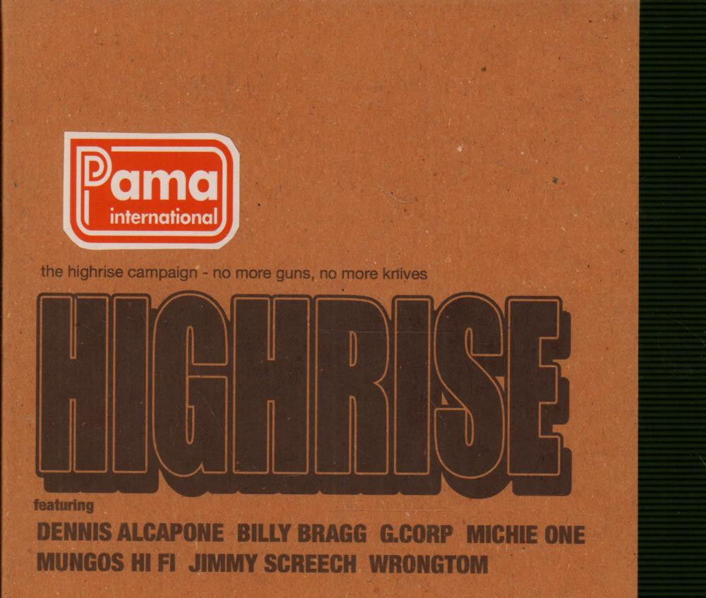 Various Rock-Highrise-CD Album
