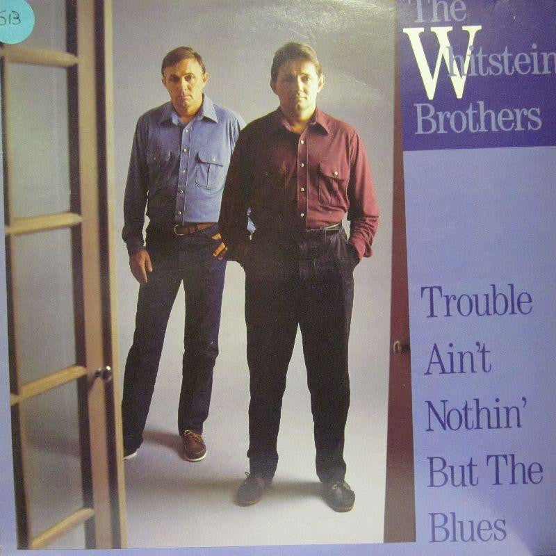 Winstein Brothers-Trouble Ain't Nothin' But The Blues-Rounder Europa-Vinyl LP