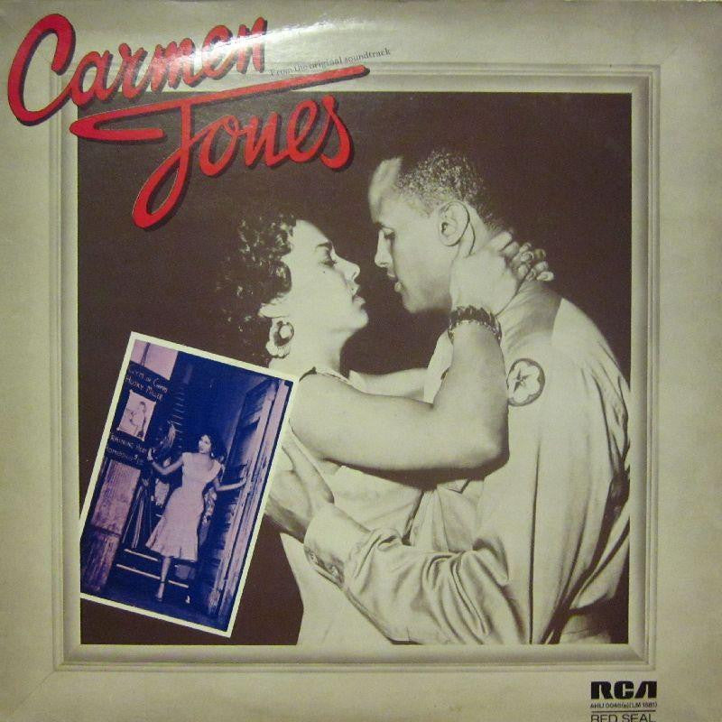 Carmen Jones-Carmen Jones-RCA Red Seal-Vinyl LP