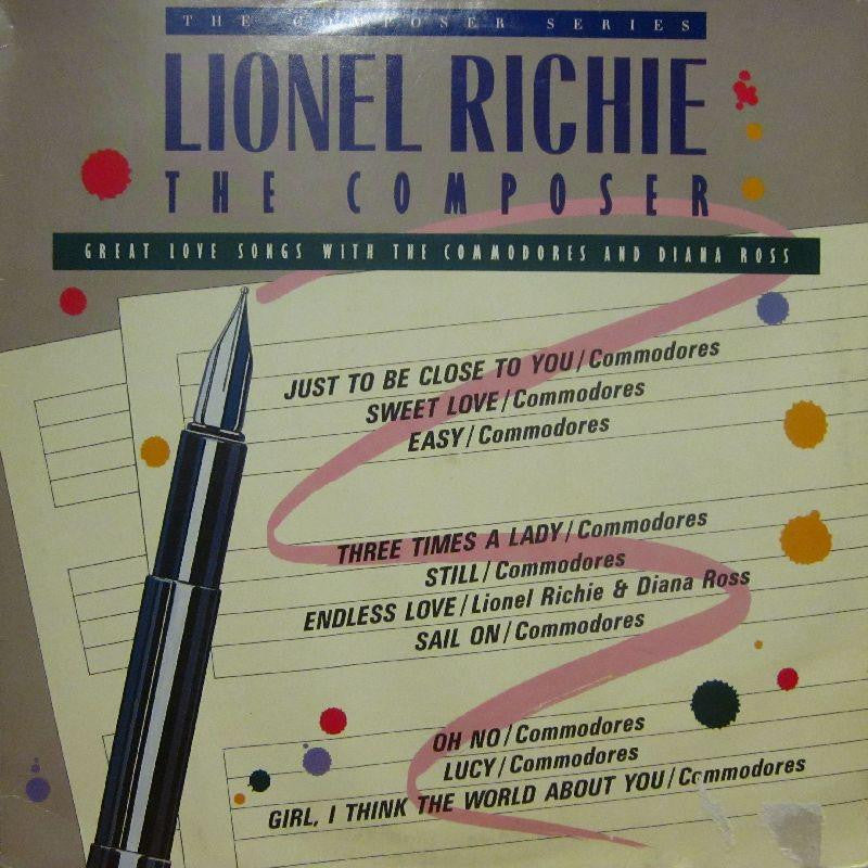 Lionel Richie-The Composer-Motown-Vinyl LP