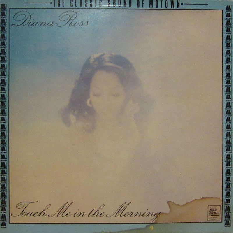 Diana Ross-Touch Me In The Morning-Tamla Motown-Vinyl LP