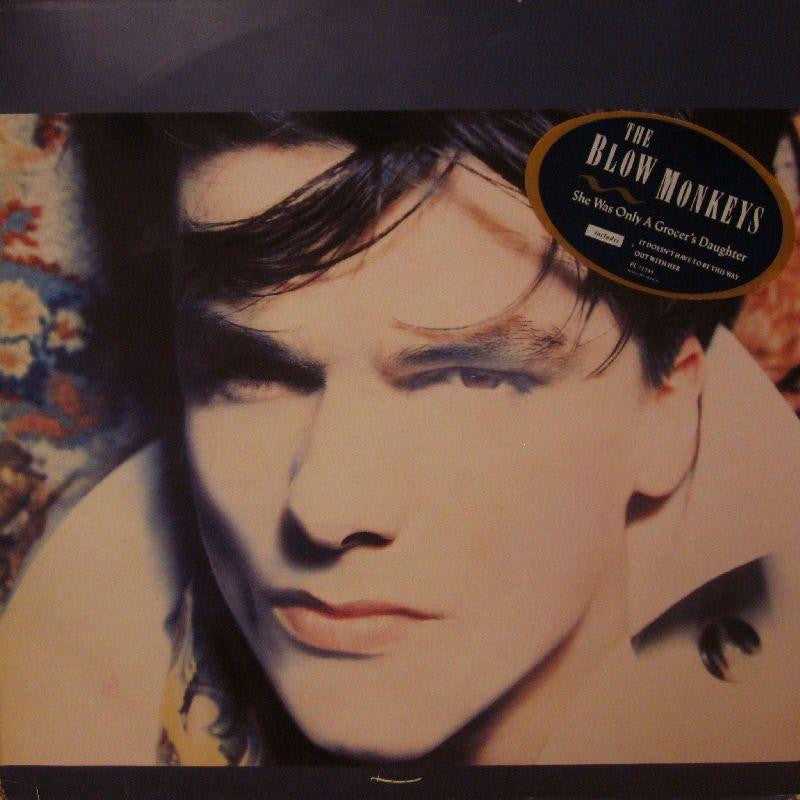The Blow Monkeys-She Was Only A Grocer's Daughter-RCA-Vinyl LP