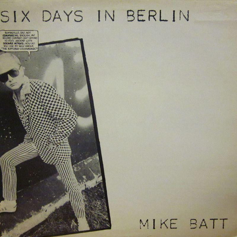 Mike Batt-Six Days In Berlin-Epic-Vinyl LP