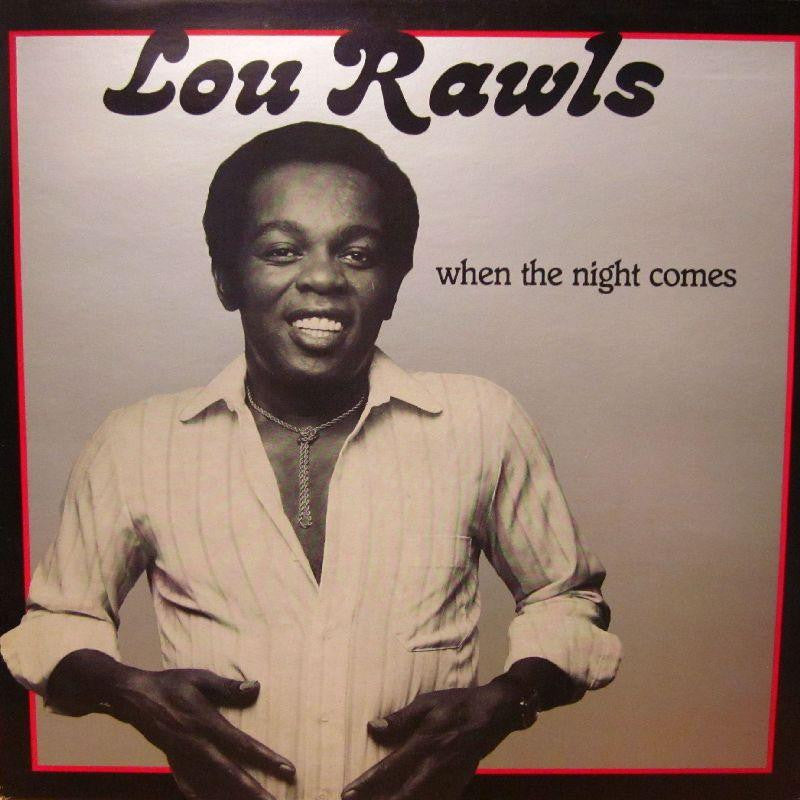 Lou Rawls-When The Night Comes-Epic-Vinyl LP