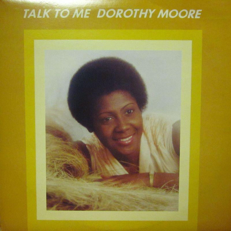 Dorothy Moore-Talk To Me-Epic-Vinyl LP