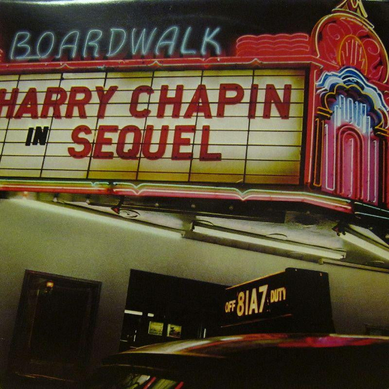 Harry Chapin-Sequel-Epic-Vinyl LP