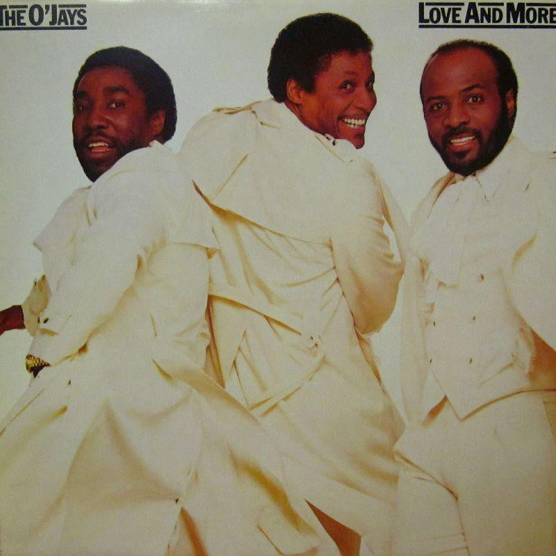The O'Jays-Love And More-Philadelphia-Vinyl LP