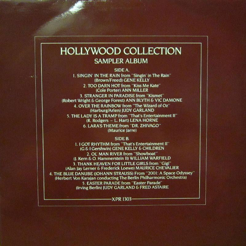 Various OST-Hollywood Collection Sampler Album-CBS-Vinyl LP