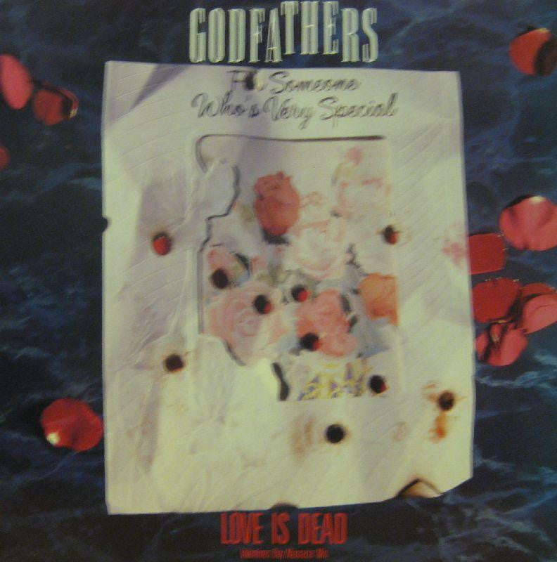 "Godfathers-Love Is Dead-Corporate-12"" Vinyl"