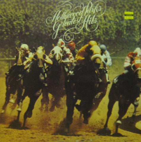 Hollywood Park-Greatest Hits-Turf-Vinyl LP Gatefold